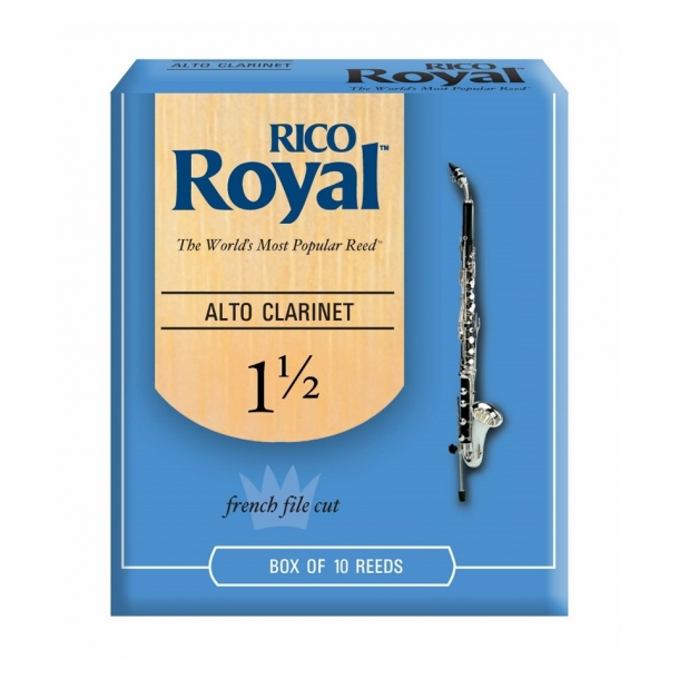 RICO Royal Eb Alt-Klarinet blade