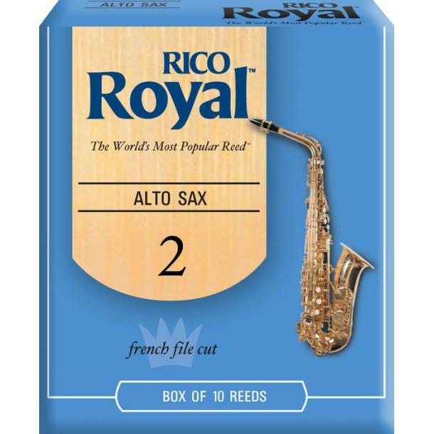 Rico Royal Alt-Saxofon Blade - 10 stk