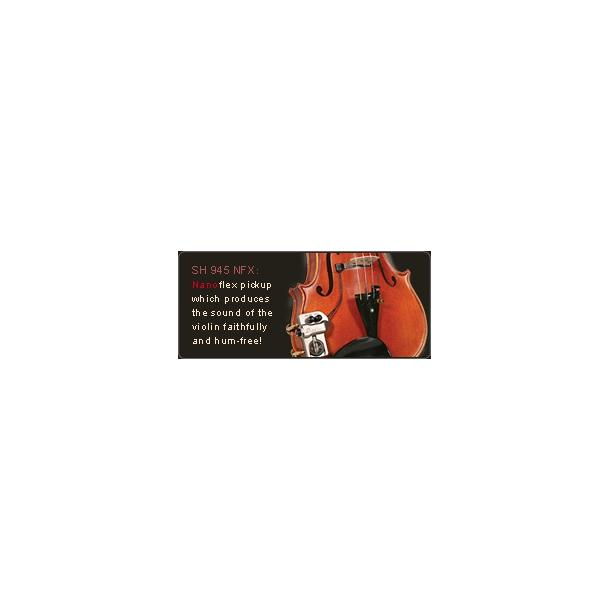 Electric Violin Pickup SHADOW Shadow Nanoflex 45 NFX