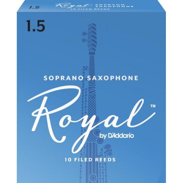 Rico Royal Sopran-Saxofon Blade - 10 stk