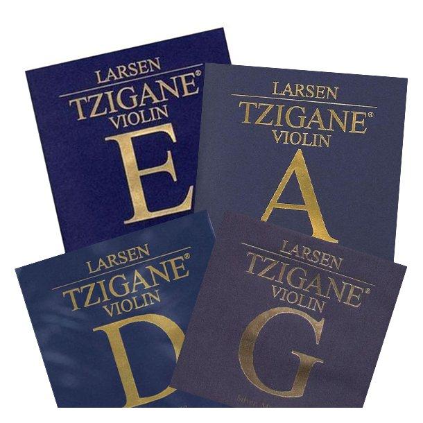 Tzigane Violin SET E-A-D-G ball end