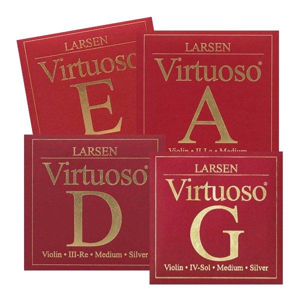 Virtuoso Violin SET E loop end
