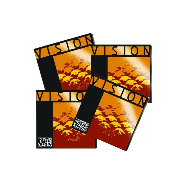 Vision violin 3/4 - sæt